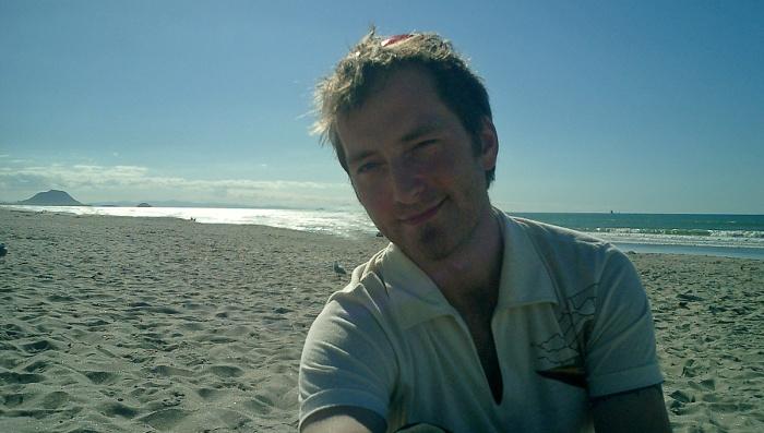 New Zealand Papamoa Beach David J Rodger 2003