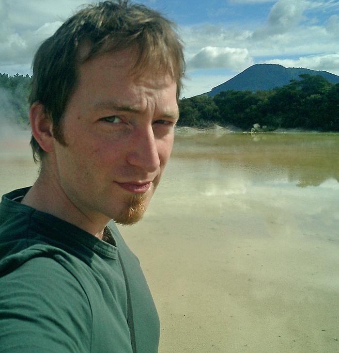 Wai-O-Tapu - New Zealand - David J Rodger 2003