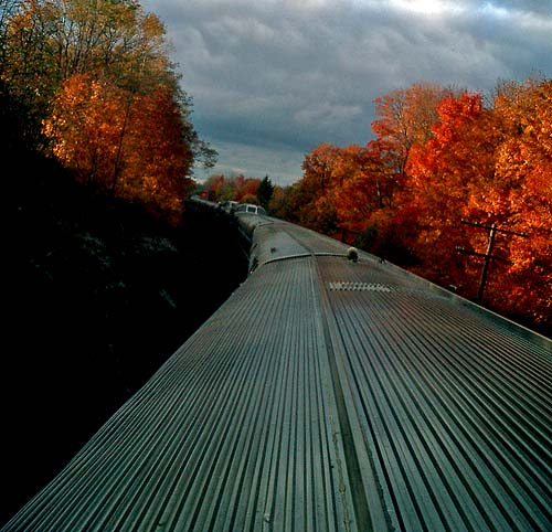 Travel Photo Canada 2003 by David J Rodger Autumn Colours
