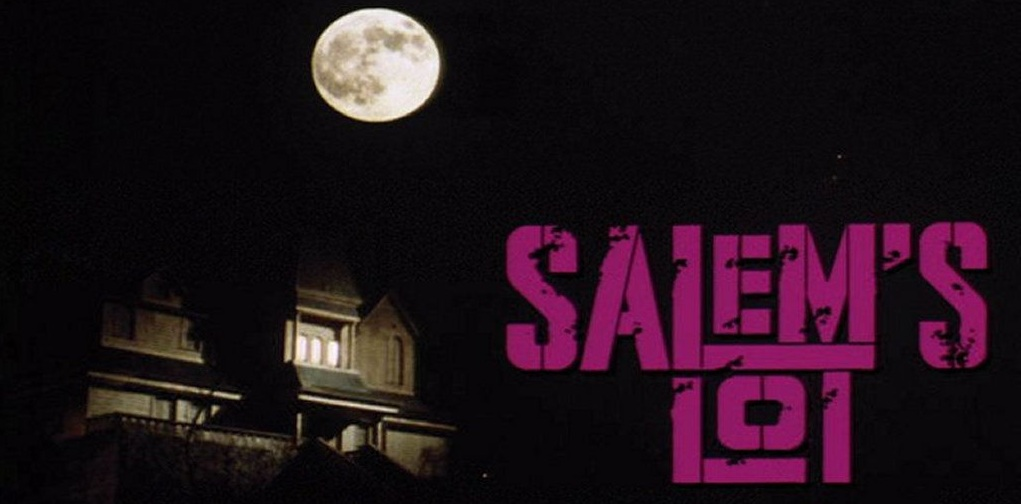 Salem's Lot Opening Credit Marsten House and Full Moon