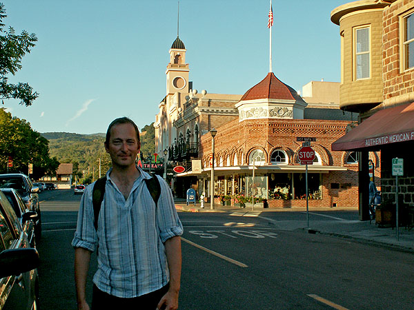 David J Rodger in Sonoma California