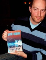 Fans of David J Rodger science fiction fantasy author and RPG creator 04