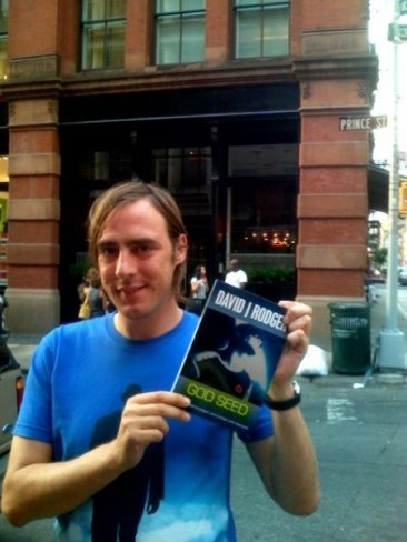 Fans of David J Rodger science fiction fantasy author and RPG creator 05