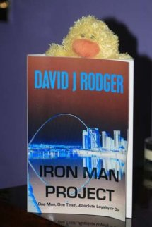 Fans of David J Rodger science fiction fantasy author and RPG creator 06