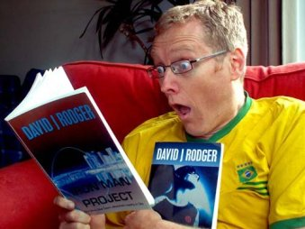 Fans of David J Rodger science fiction fantasy author and RPG creator 13