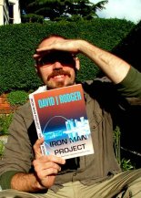 Fans of David J Rodger science fiction fantasy author and RPG creator 14