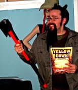 Fans of David J Rodger science fiction fantasy author and RPG creator 15