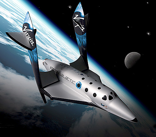 Virgin Galactic taking bookings to ride into space