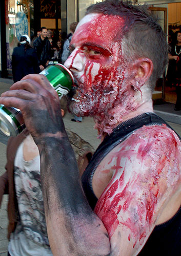 US health officials post online about how to survive zombie apocalypse