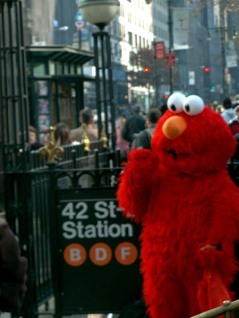 big-red-fuzzy-giant-in-new-york-42nd-street-subway-station
