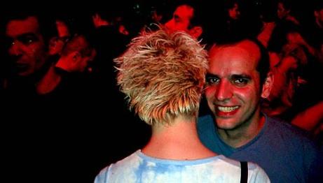Clubbing in Lausanne Switzlerand - devil seduction