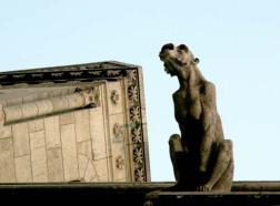 Gargoyle of Montmartre