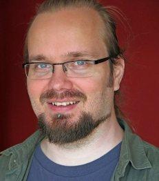 Hagen Landsem Portrait by David J Rodger
