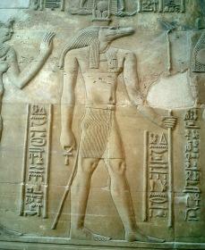Temple Kom Ombo, Egypt