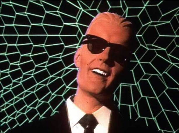 The Max Headroom Show 80s pop music vids