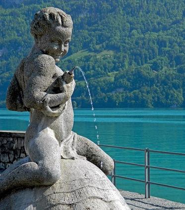Water baby Switzerland