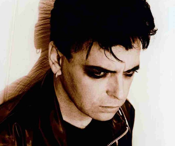 Gary Numan promo pic for Dead Son Rising 2011