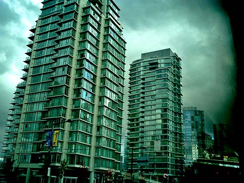 vancouver canada photo by David J Rodger