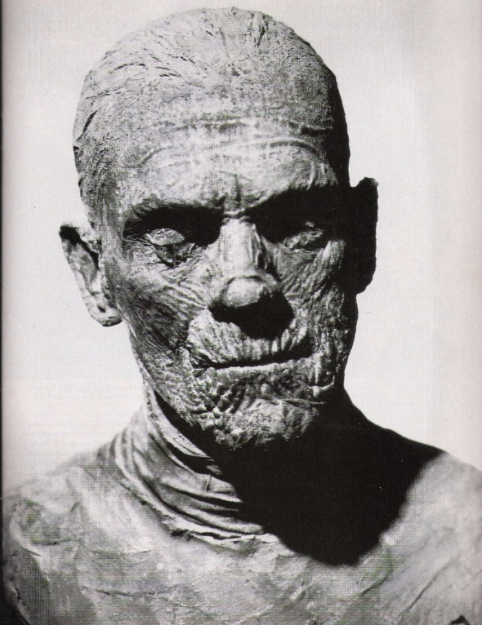 Boris-Karloff as Imhotep in The Mummy 1931 - Universal Studios