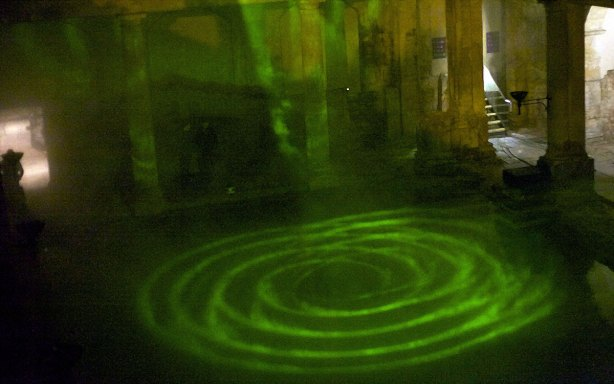 Encountering the cosmic mystery of the Cthulhu Mythos in an ancient Roman spa town - Illuminate Bath