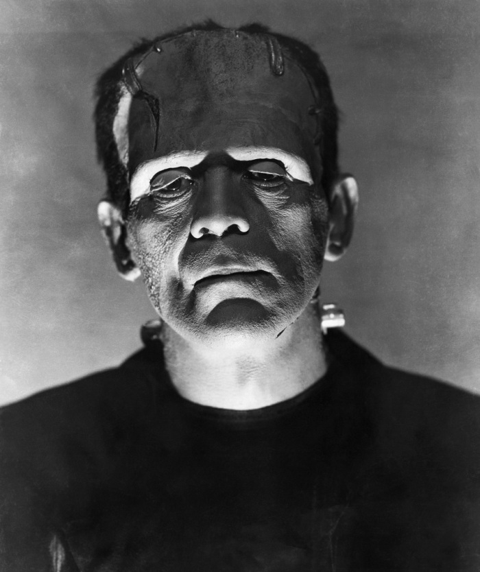 Boris Karloff in Bride of Frankenstein