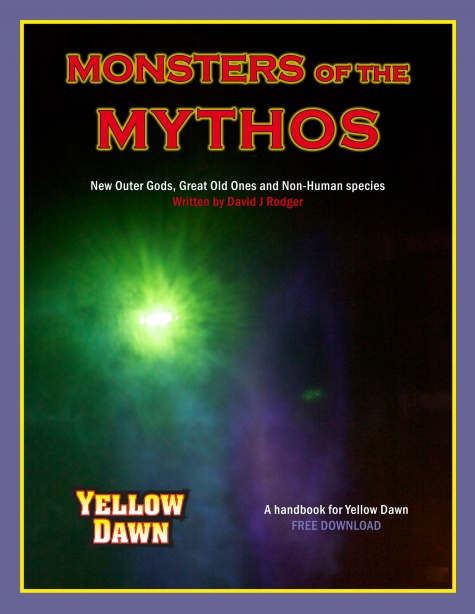 Cthulhu Mythos Old Gods of The