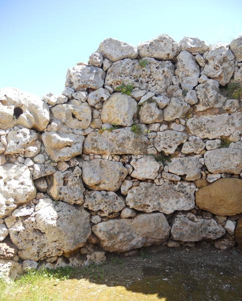 Malta Gozo - Ggantija Temples