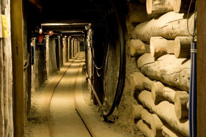 Wieliczka Salt Mine - Poland