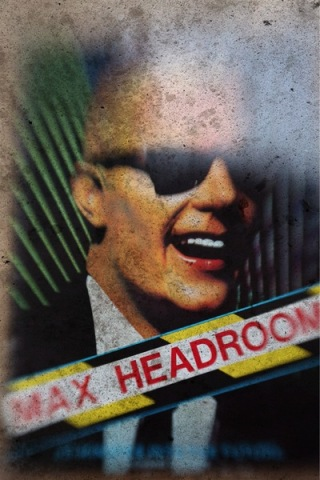 max headroom the original 80s icon and symbol of cyberpunk era