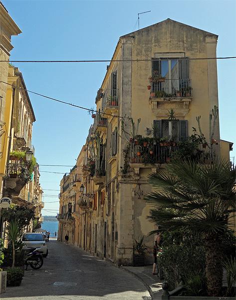 Travel photo Syracuse Sicily by David J Rodger