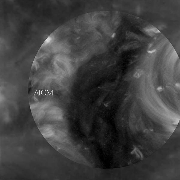 Atom by FRKTL (frāk'təl) solo electronic project Sarah Badr