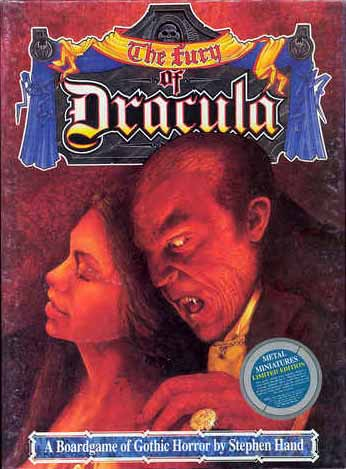 Fury of Dracula (1987) Limited Edition boxed set
