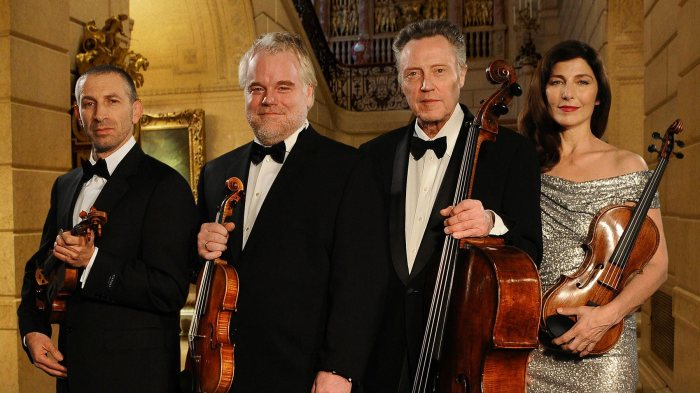 A Late Quartet (2013) Christopher Walken Philip Seymour Hoffman