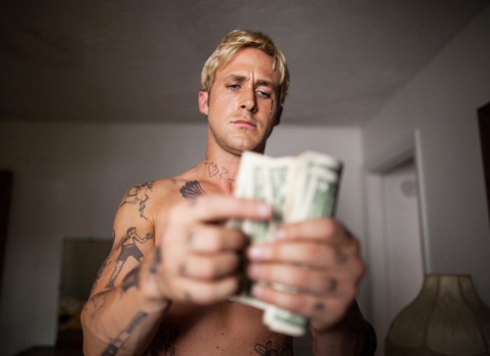 Movie Review The Place Beyond the Pines (2012) Ryan Gosling