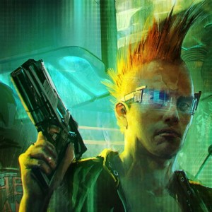 Cyberpunks in Space