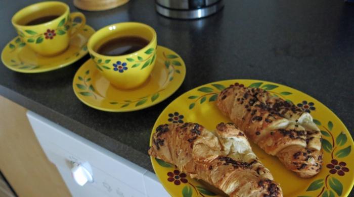 Breakfast in Tromso