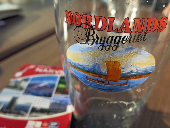 Travel photo nordlands bryggeriet taken in Narvik