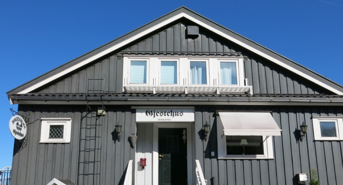 Travel photo Norway - Narvik - Breidablikk Guesthouse five stars from me