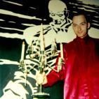 1995 - Djr - Frank Miller artwork I recreated in my study