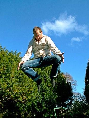 2006-04 David J Rodger in the Sky