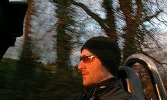 2009 - Djr - in his Rocket