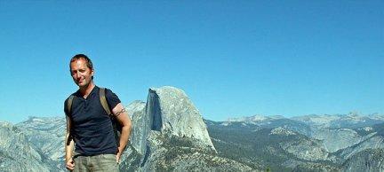 2010 - Djr - Yosemite overlooking half-dome