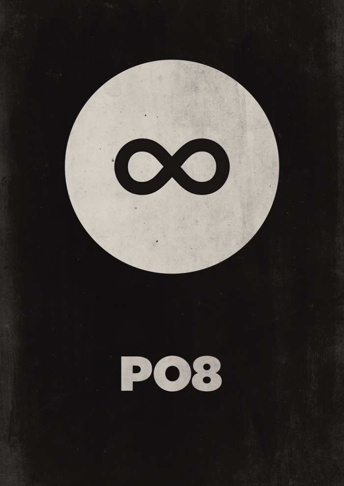 PO8 The Power of Eight Group - design by TheSprezz - Concept and IP David J Rodger