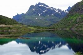 Travel photo - Insane beauty and colour - Norway - Vesterålen Islands - copyright David J Rodger