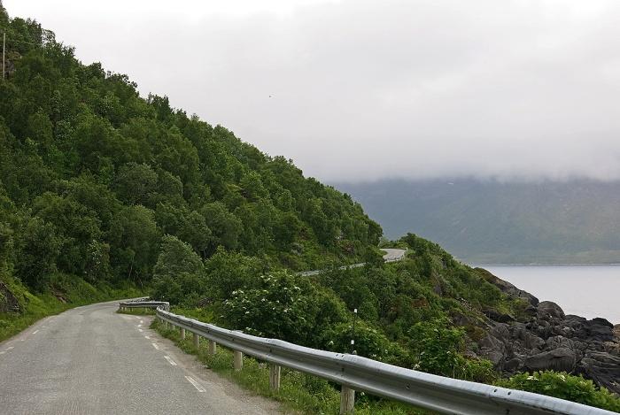 Travel photo Norway Norway - Senja Island - strange atmosphere