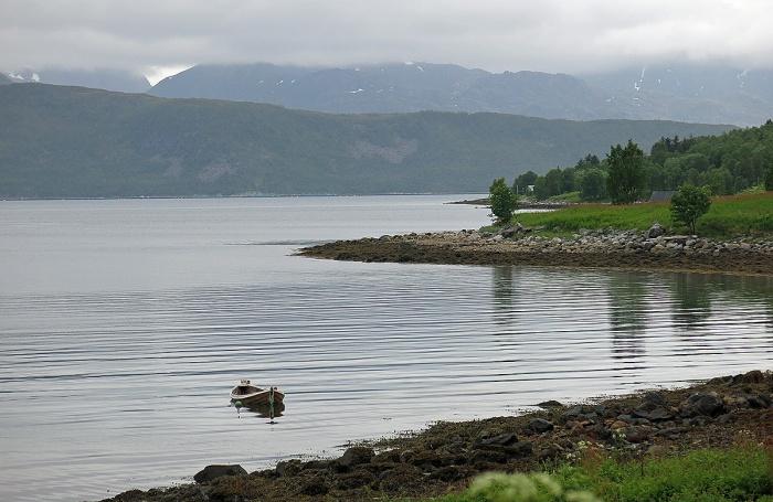 Travel photo Norway Norway - Senja Island