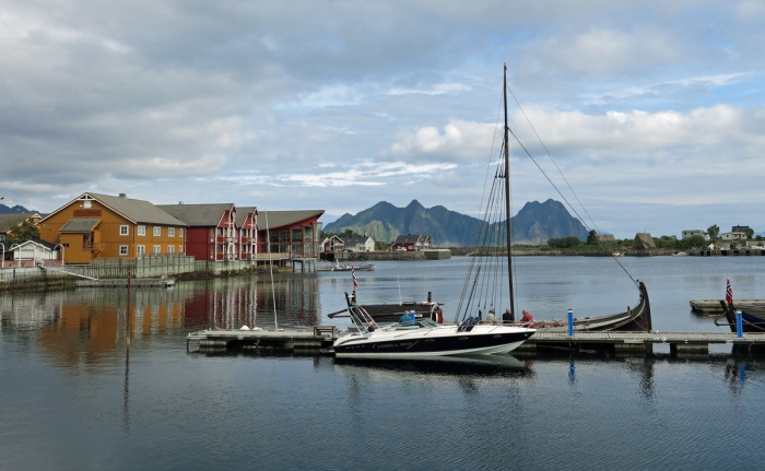 Svolvaer Norway  City new picture : Svolvaer Norway – copyright David J Rodger