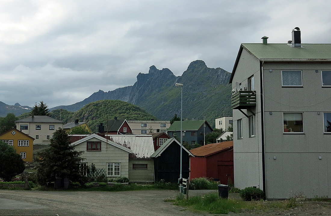 Svolvaer Norway  City pictures : The real Svolvaer – Norway – copyright David J Rodger