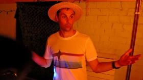 Jules says wot no DJ