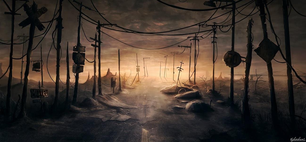 Lost_Road_landscape_post_apocalyptic_picture_image_digital_artThibault_Fischer